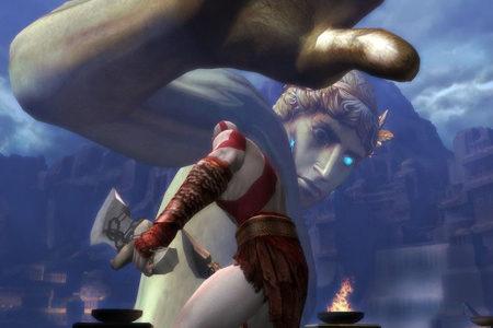 Gudars, så bra… (God of War II – Playstation 2)