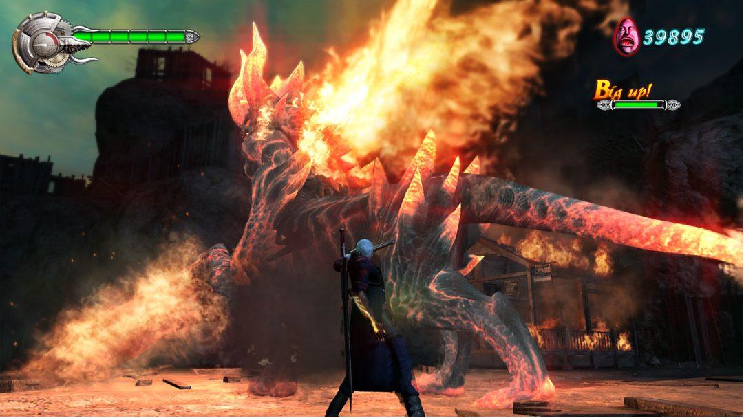 Feta bossar i Devil May Cry 4