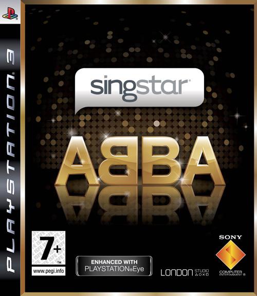 ABBA-feber sprider sig till SingStar