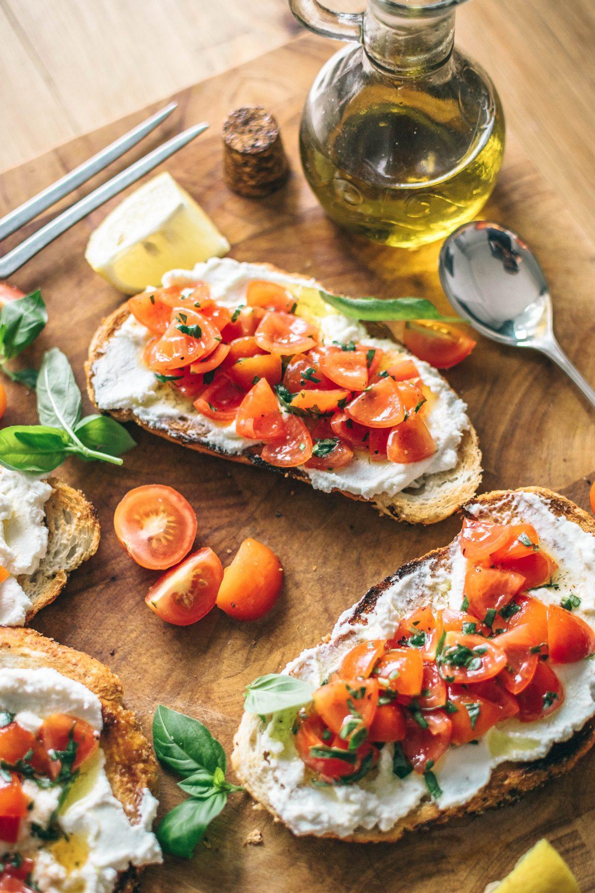 italienska maträtter