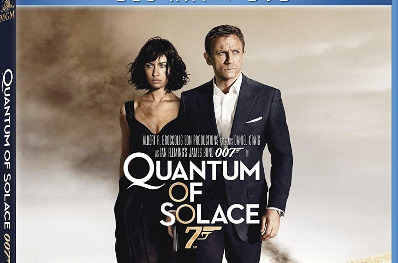 quantum of solace recension
