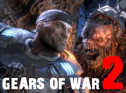 Gears of War 2 - kvart i fem-ragget