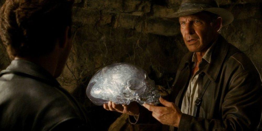 indiana jones crystal skull