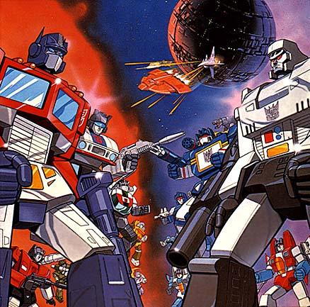 transformers 80-tal