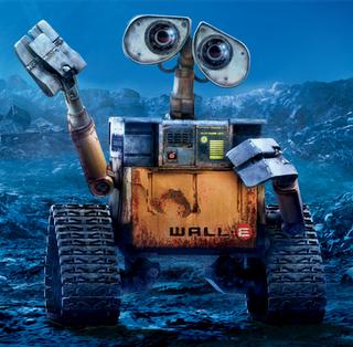 Säg hej till Oscar, Wall-E