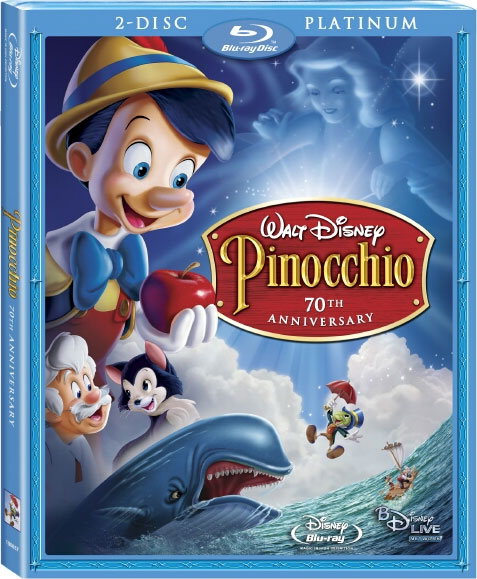 Pinocchio - Disney-klassiker nr 2