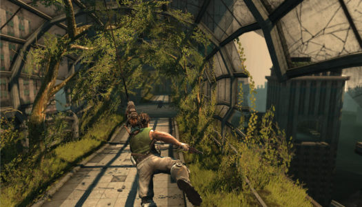 Bionic Commando version 2009 – GRINa omvartannat