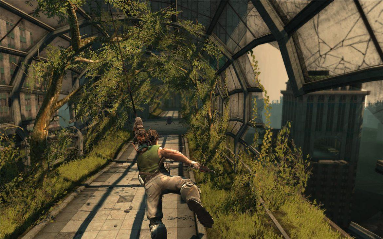 Bionic Commando 2009 - spiderman-simulator deluxe