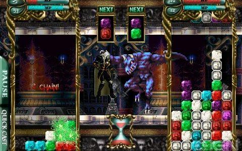 Recension: Castlevania Puzzle – bästa iPhone-spelet sen Angry Birds?