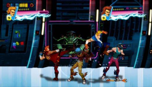 Remake av arkadklassikern Double Dragon – nu gratis på Playstation Network