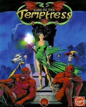 Lure of The Temptress - ambitiöst äventyrsspel med bl a real-tidshändelser