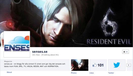Bli kompis med oss på Facebook!