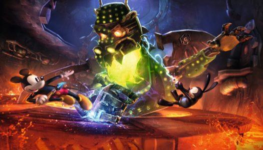 Epic Mickey 2 – lovande plattformsspel med Co-Op. Demo ute nu på PSN!