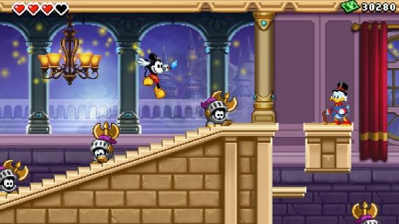 Epic Mickey Power of Illusion - läckert!