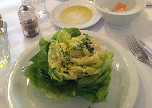Butter Lettuce - Mauro's Café (Fred Segal)