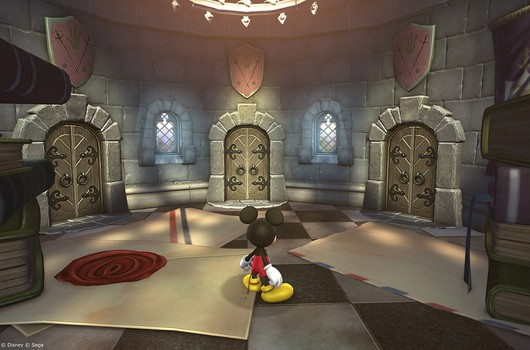 Castle of Illusion (remake) PS3 sommaren 2013