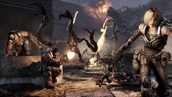 Vill du spela hyllade Gears of War 3 så behöver du en Xbox 360
