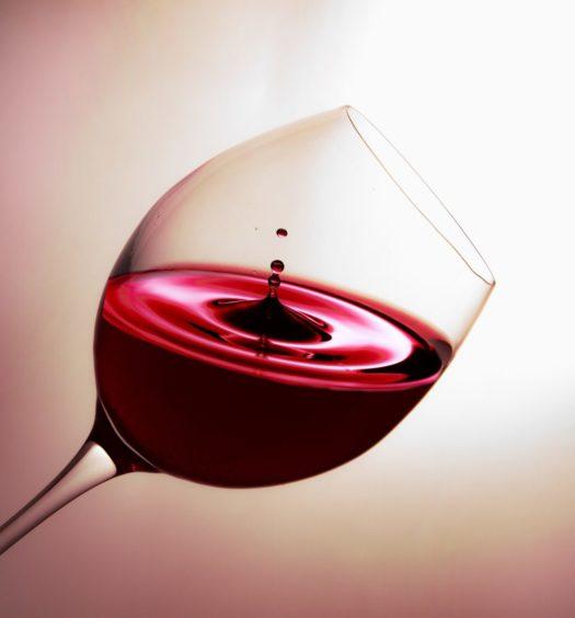 rött vin kalifornien