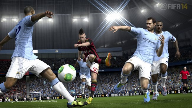 FIFA 14 på Next-Gen (Xbox One)