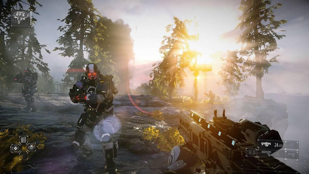 Japp, Killzone: Shadow Fall är snyggt, om ni undrar