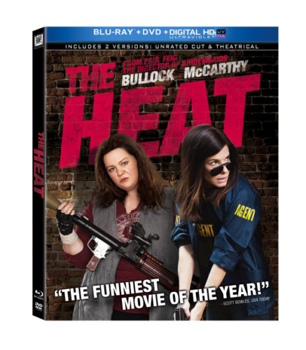 The Heat Blu-ray