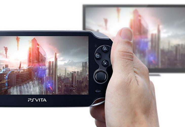 Vem behöver en TV när man har en PS Vita?