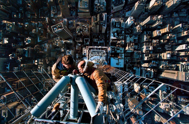 höjdrädd