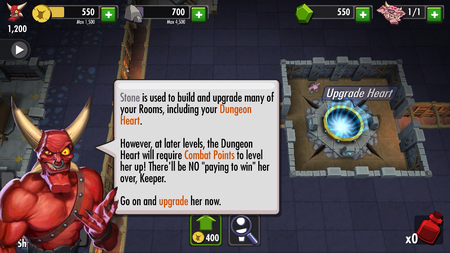 Dungeon Keeper-remaken till iOS - gratisspelens svar på ficktjuveri?