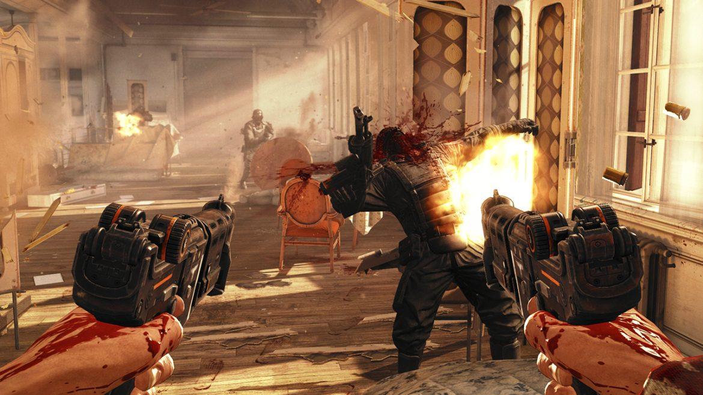 Wolfenstein The New Order lämpar sig inte till känsliga spelare