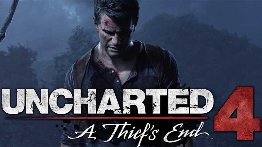 Uncharted 4 teasades på E3 och det ser otroligt ut