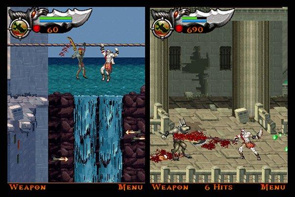 GoW: Betrayal var till mobil och ungefär lika kul som det ser ut.