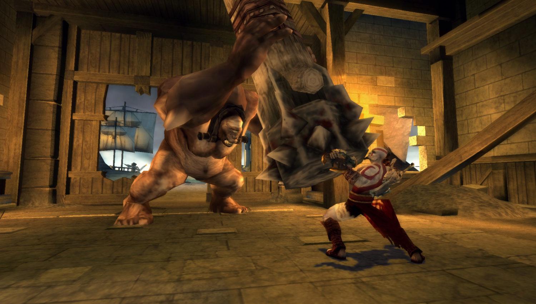 Chains of Olympus till PSP visade att konceptet funkade bra portabelt också.