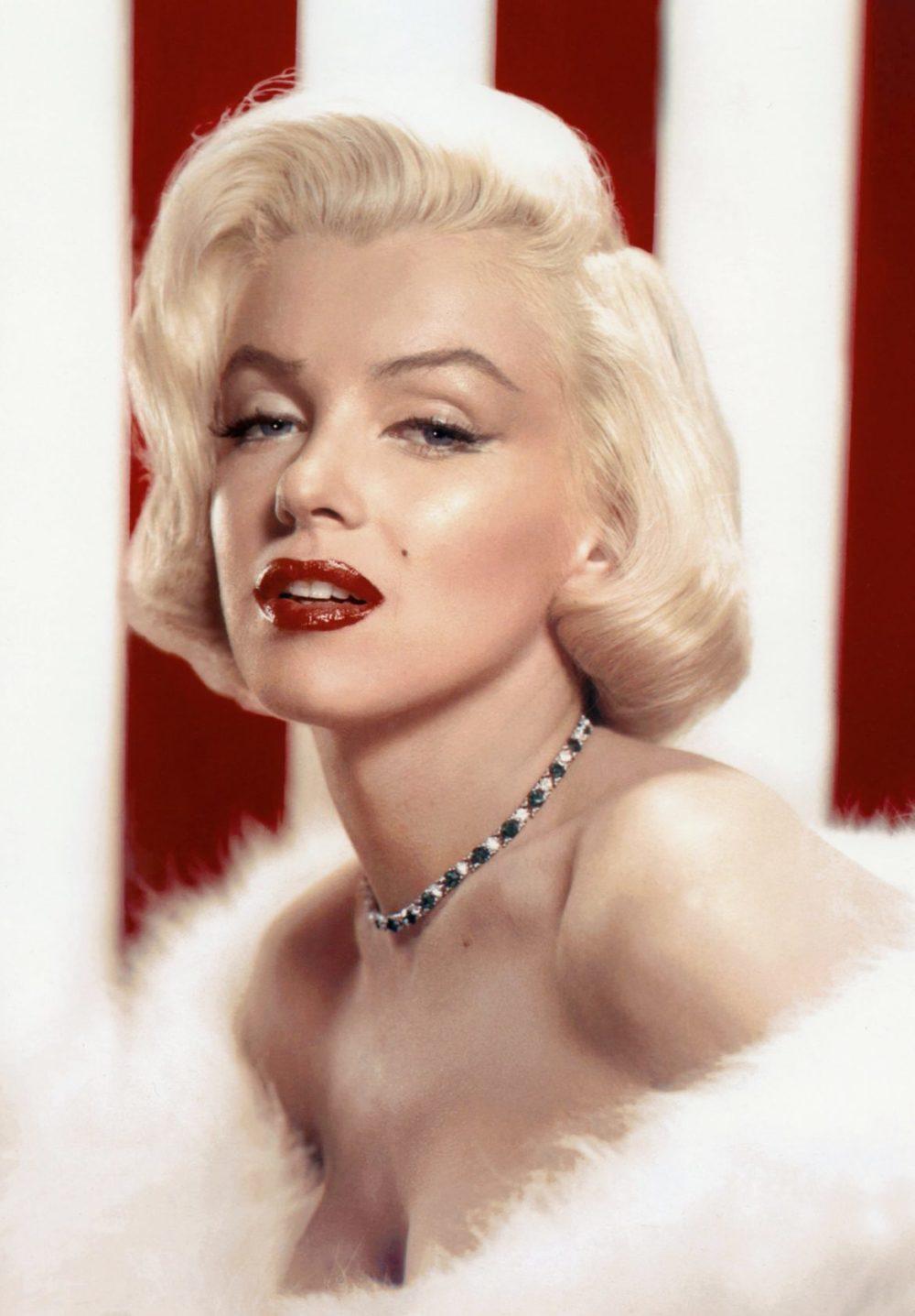 Marilyn Monroe 1953 studis
