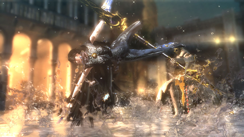 Bayonetta 2-lumen