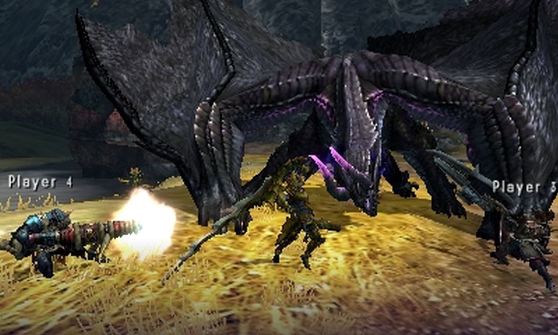 Monster-hunter-4-3ds-grafik
