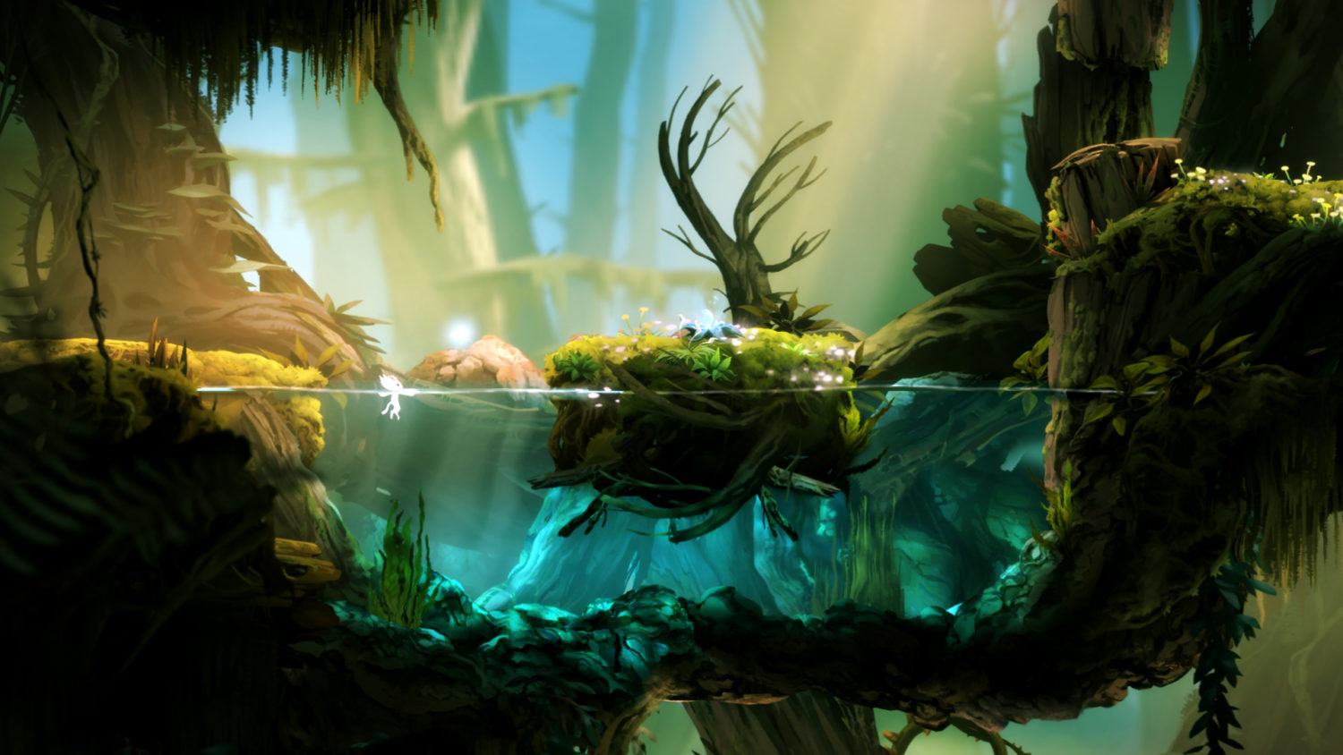 ori and the blind forest recension