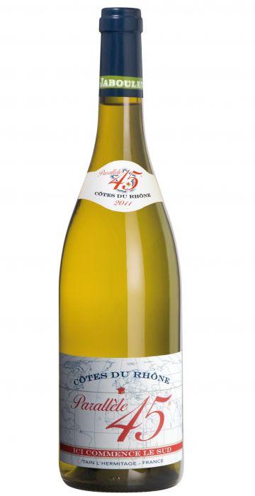 2014 Parallelle 45 Blanc Cote du Rhone