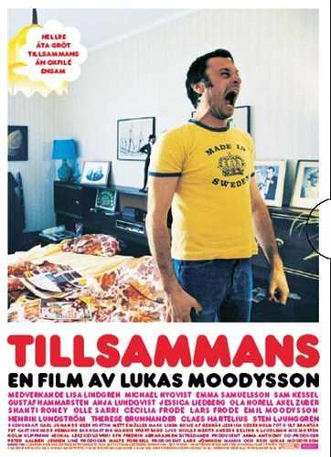 Tillsammans film affisch