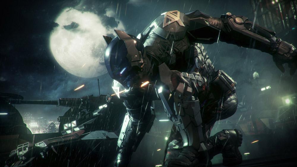 Den mystiske Arkham Knight är Batmans nya ärkefiende