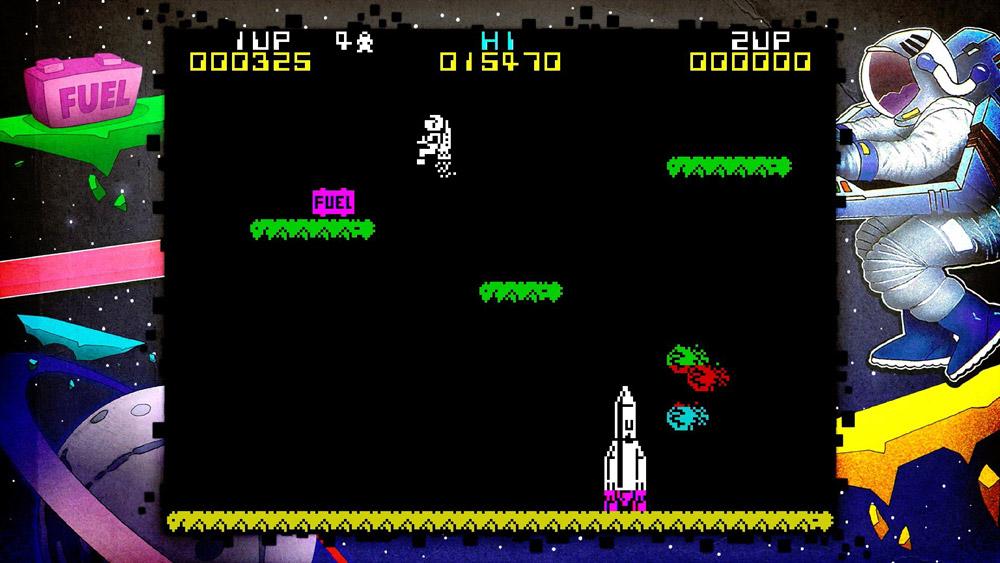 ZX Spectrum-klassikern Jetpac