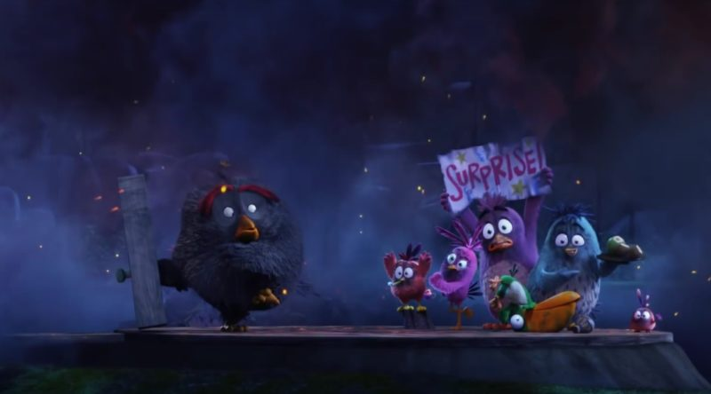 Angry Birds the Movie 8