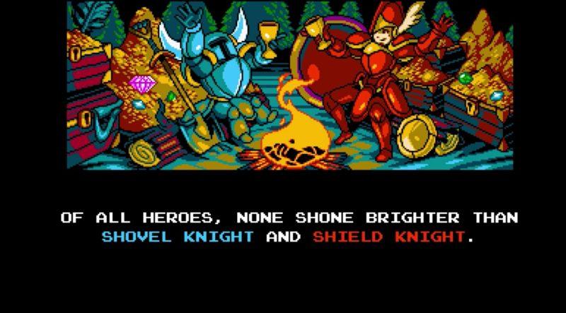 Shovel Knight 2 story heroes