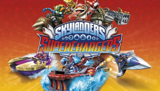 Recension: Skylanders Superchargers