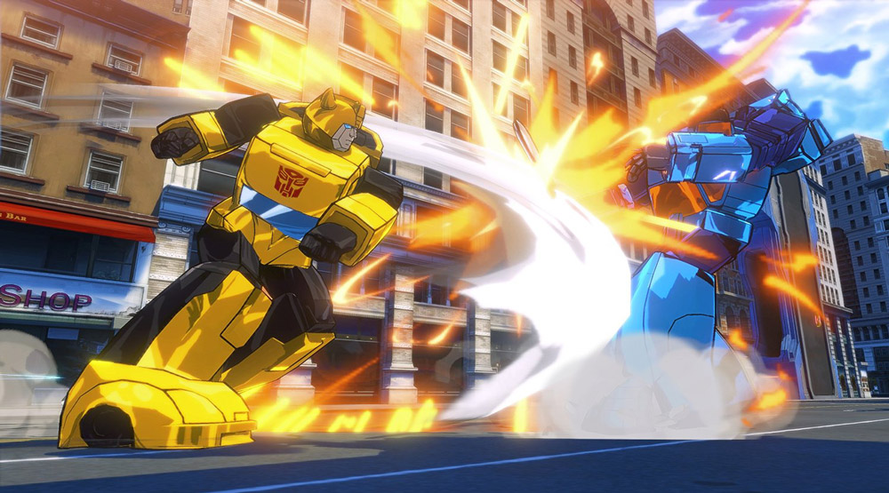 Transformers-devastation-bumblebee