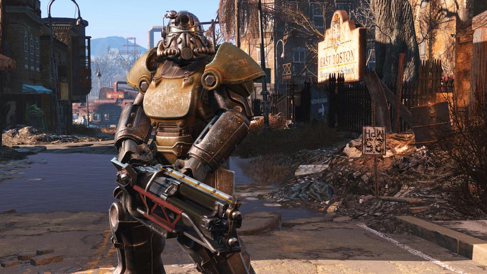 Power Suit:en är ett av Fallout 4:s bästa vapen - men som allt annat är den begränsad i tillgång.