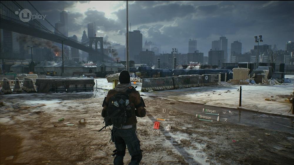The Division är vackert, snyggast på PC, sen PS4 och slutligen Xbox One