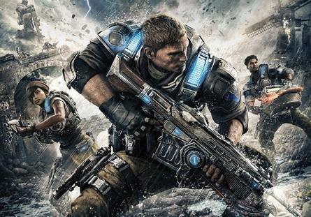 Huvudpersonen i Gears of War 4 är av samma skrot och korn som Marcus Fenix i de tidigare spelen. Faktiskt till och med samma börd.