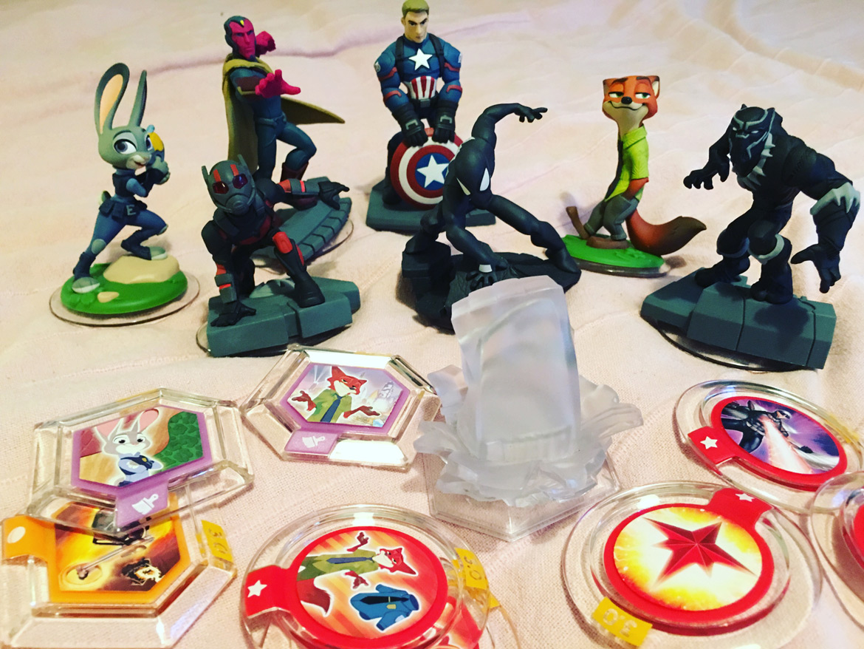 marvel battlegrounds play set