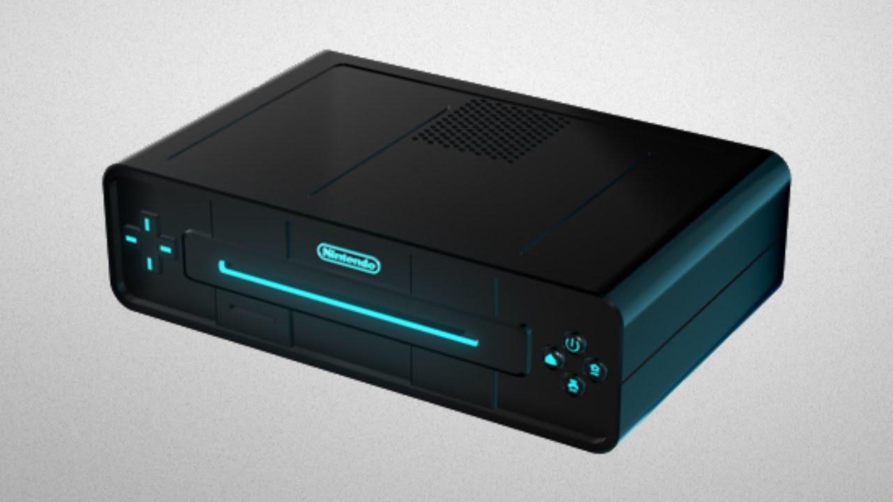 Tidiga rykten om Nintendo NXs utseende (lär inte alls likna slutresultatet)