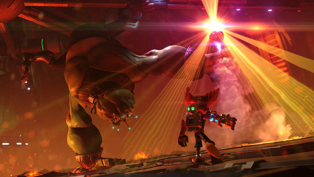 Tips - använd disco-kulan (Groovitron) så mycket du kan genom hela spelet...